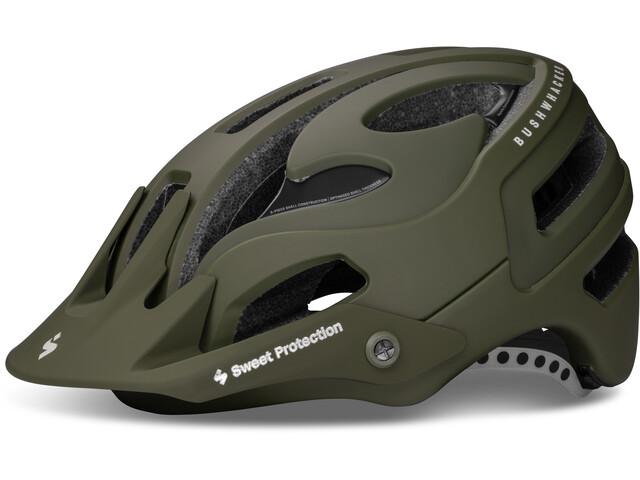 Sweet Protection Bushwhacker II Helmet matte olive drab
